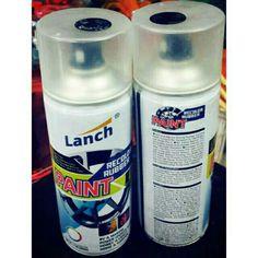 Saya menjual Cat Lanch Paint Rubber Recolor Pilok Karet seharga Rp75.000. Dapatkan produk ini hanya di Shopee! https://shopee.co.id/lovatus_shop/7308177 #ShopeeID