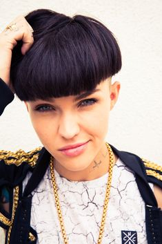 Ruby Rose, we have one question: how? http://www.thecoveteur.com/ruby-rose/