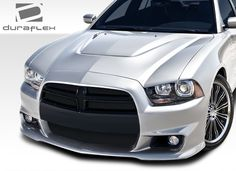 Dodge Charger Duraflex SRT Look Front Bumper Cover - 1 Piece 2014 Dodge Charger, The Body Shop, 1 Piece, Cover, Kit, Style, Products, Golf, Swag