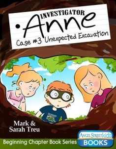 New Investigator Anne book is out!