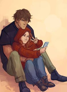 Selfie with wolf and scarlet the lunar chronicles, lunar chronicles headcanons, fanart, marissa Scarlet Lunar Chronicles, Lunar Chronicles Cinder, Fanart, Lunar Chronicles Headcanons, Marissa Meyer Books, Wolf, My Champion, Make Pictures, Couple Pictures