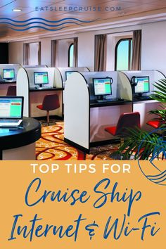 Here we share our guide for using the internet and Wi-Fi while on your next cruise. These tips will help you save money, and still stay connected to family & friends. No matter which cruise line you sail (Royal Caribbean, Disney, Carnival, etc.), these tips will help you have the best cruise vacation. From Wi-Fi packages, cost of available plans, to Wi-Fi speeds, and so much more. We break down all the options so you can choose the plan that is right for your internet needs while cruising! Best Cruise, Cruise Tips, Cruise Travel, Cruise Vacation, Cruise Excursions, Cruise Destinations, Cruise Ship Reviews, Cruise Pictures, Sailing Adventures
