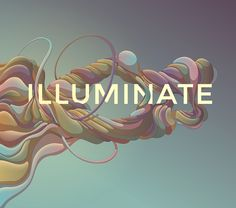 Illuminate by Cristian Eres, via Behance