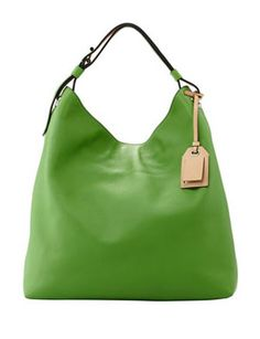 REED KRAKOFF RDK Leather Hobo Bag