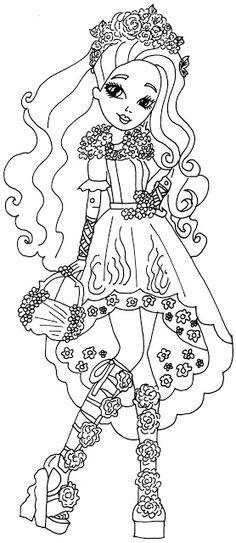 54 Best Ever After High Coloring Pages Images Coloring Pages