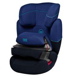 CYBEX ISIS La Cybex Isis es una silla de auto para el Grupo 1/2/3 con cojín frontal que se instala mediante cinturón de seguridad. La silla Isis crece en altura con el niño y está homologada para su uso hasta que éste alcance los 36 kg de peso. Esta silla es una opción muy versátil que destaca por su excelente relación calidad/precio.