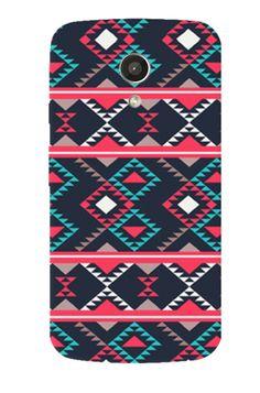 Phone Case: (Motorola Moto G 2nd Generation)   CyankArt