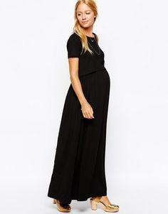 ASOS Maternity   ASOS Maternity TALL NURSING Maxi Dress