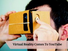 How YouTube channels can leverage Google Cardboard and YouTube 360 to WOW their audience