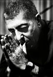 """A Man Built of Moments and Melody If It Be Your Will    #audio  Norwegian doco producer Kari Hesthamar 2005. Leonard Cohen looks back on a past where love has been a main theme. He says, """"This life is designed to overthrow you, nobody masters it."""" Cohen claims that he hardly remembers anything from his past. He is preoccupied with """"the cordiality of the moment."""" Hesthamar  is fascinated by Cohen's ability to be present in the moment  http://theunobserved.com/music/if_it_be_your_will/"""