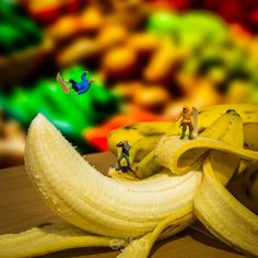Banana run.....