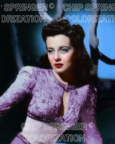 GAIL RUSSELL Sparkle Dress #6 1942 | Sexy 8x10 COLOR PHOTO BY CHIP SPRINGER . Featured Ebay Listing. Please visit my Ebay Store, Legends of the Silver Screen, at http://legendsofthesilverscreen.com to see the current listings of your favorite Stars now in glorious color! Thanks for looking and check out my Youtube videos at https://www.youtube.com/channel/UCyX926rA5x4seARq5WC8_0w