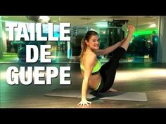 Fitness Master Class - Fitness Training : Taille de guêpe - YouTube