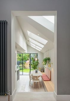 Side Return Extensions Project - home ideas , Kitchen Diner Extension, Open Plan Kitchen Diner, Open Plan Kitchen Living Room, Open Plan Living, Kitchen Extension With Skylights, Kitchen Extension Victorian, Open Plan House, House Extension Design, Extension Designs