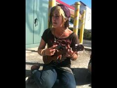 Ukulele girl from MIchegan rocks it with an old time tune