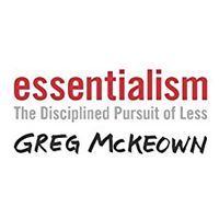 """Essentialism: The Disciplined #Pursuit of Less,"" is for anyone who has ever felt overworked and entirely too #busy. This week on BetterWorldians Radio we're talking with ""Essentialism"" author Greg McKeown. McKeown will #explain how listeners can figure out what's essential at #work and at #home in order to channel their time and #energy toward what really matters. Listen here: http://betterworldiansradio.com/Episode.aspx?e=73"