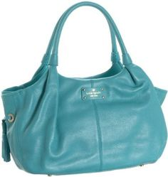 Kate Spade Macdougal Alley Stevie Satchel. Love the color