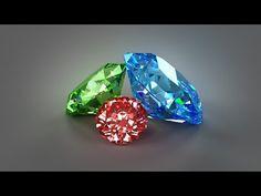 How to make Diamonds in Blender 2.73! ( easy ) - YouTube