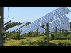 A short presentation video of a 1 MW solar park in south Germany. The trackers are powered by LINAK electric linear actuators. Wood Corner Tv Stand, Solid Wood Tv Stand, Solar Pannels, Solar Tracker, Pv Panels, Off Grid Solar, Alternative Energy Sources, Wood Front Doors, Solar Panels For Home
