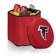 Atlanta Falcons Collapsible Cooler Durable 12 Quart Cooler