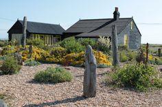 Derek Jarman's Prospect Cottage garden