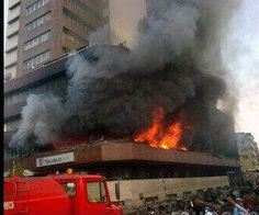 NFF plays down fire incident