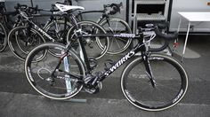 Tom Boonen's Specialized Roubaix