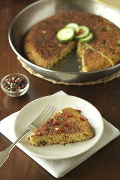 Quinoa, Zucchini & Sun-Dried Tomato Frittata - want the nutrients necessary for speed and recovery after a great workout? This dish has it