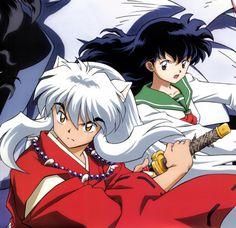 Inuyasha Kawaii Cute Anime Boy And Girl Love Liebe Parchen Inuyasha Suser Anime Junge