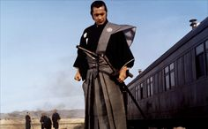 Toshiro Mifune mostly embodied the figure of a rude samurai often delivering a self-depreciating sense of humor.