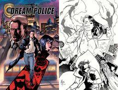 Comic Review: Dream Police #1 (Image Comics) - Joe's Comics