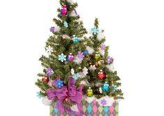 Owl Christmas Tree