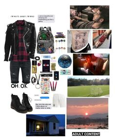 """""Yeah, I don't think I'll be stopping that anytime soon if I'm honest."" Zayn' Outfit"" by i-dont-know-just-cause ❤ liked on Polyvore featuring Topman, Marc Jacobs, title of work, Nivea, Original Gourmet Food Company, NIKE, adidas, Motorola, men's fashion and menswear"
