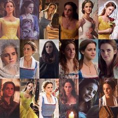 Beauty and the Beast 2017 Belle