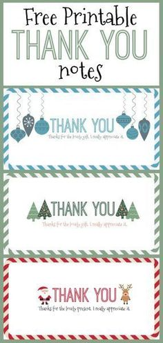 101 Best Free Printable Thank You Cards Tags Etc Images