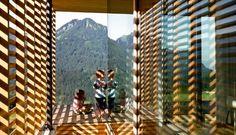 Haus am Hang in Dornbirn, Austria,  Natur und Architektur bestens kombiniert