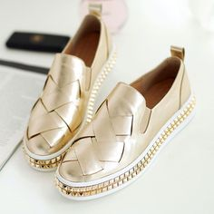 Women Shoes Slip On Loafers Women Flats Genuine Leather Footwear Ladies Shoes Spring Autumn Flat Shoes Woman 2017 Female Flats  #DARRENS #womanshoes #LaCuna #jewelry #menshoes #womanwear #watches #menwear #Handbag #babieandtoddlerclothing