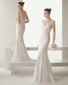 Colección Rosa Clará 2015: los vestidos más cucos | Preparar tu boda es facilisimo.com