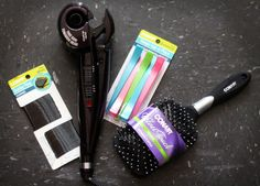 Kelly of @KellyAugstineB recently picked up the Conair® Curl Secret™ at Walmart. She was curious about how the hair tool would work on her natural hair. She picked up other Conair® styling tools to prepare for her test, including Conair® Curved Bobby Pins and a Velvet Paddle Brush. #HeartMyHair #ad