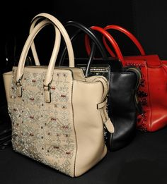 Bolsas de passarela - Catwalk's bags