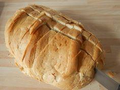 Töltött kenyér recept lépés 2 foto Bread, Food, Brot, Essen, Baking, Meals, Breads, Buns, Yemek