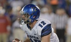 Memphis' Paxton Lynch and Anthony Miller hook up for 82-yard TD pass (Video)