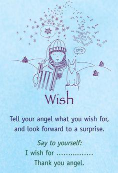Today's Childrens Card – Diana Cooper - 23.02.2017  - I wish  Freedom ( Atlantida ) ,  Love - Batman ,  a  Child !