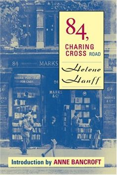 84, Charing Cross Road by Helene Hanff,http://www.amazon.com/dp/1559211407/ref=cm_sw_r_pi_dp_IgMDtb0H3QEKCJXC