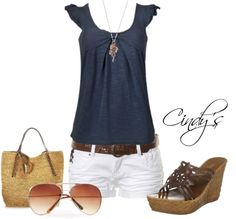 """""""Loving Summer"""" by cindycook10 on Polyvore"""