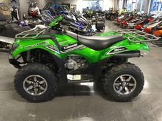 New 2016 Kawasaki Brute Force 750 4x4i EPS Candy Lime Gree ATVs For Sale in Michigan. 2016 Kawasaki Brute Force 750 4x4i EPS Candy Lime Green, View Kawasaki Promotions - Military Customer Promotion - Military Discount! - Golden Anniversary Sales Event! BRAND NEW BRUTE FORCE READY FOR WORK OR PLAY....CALL FOR BEST PRICE !!!!!