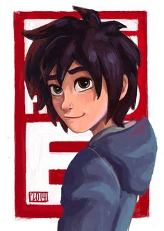 Hiro Hamada by RenRoyal on DeviantArt