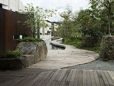 枡野俊明 - 海外の庭園作品