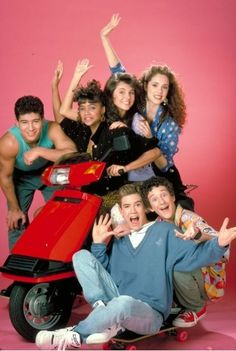 What Happened To Them?: The Cast of 'Saved By The Bell'