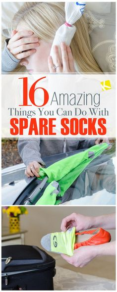 Single socks are more valuable than you think!